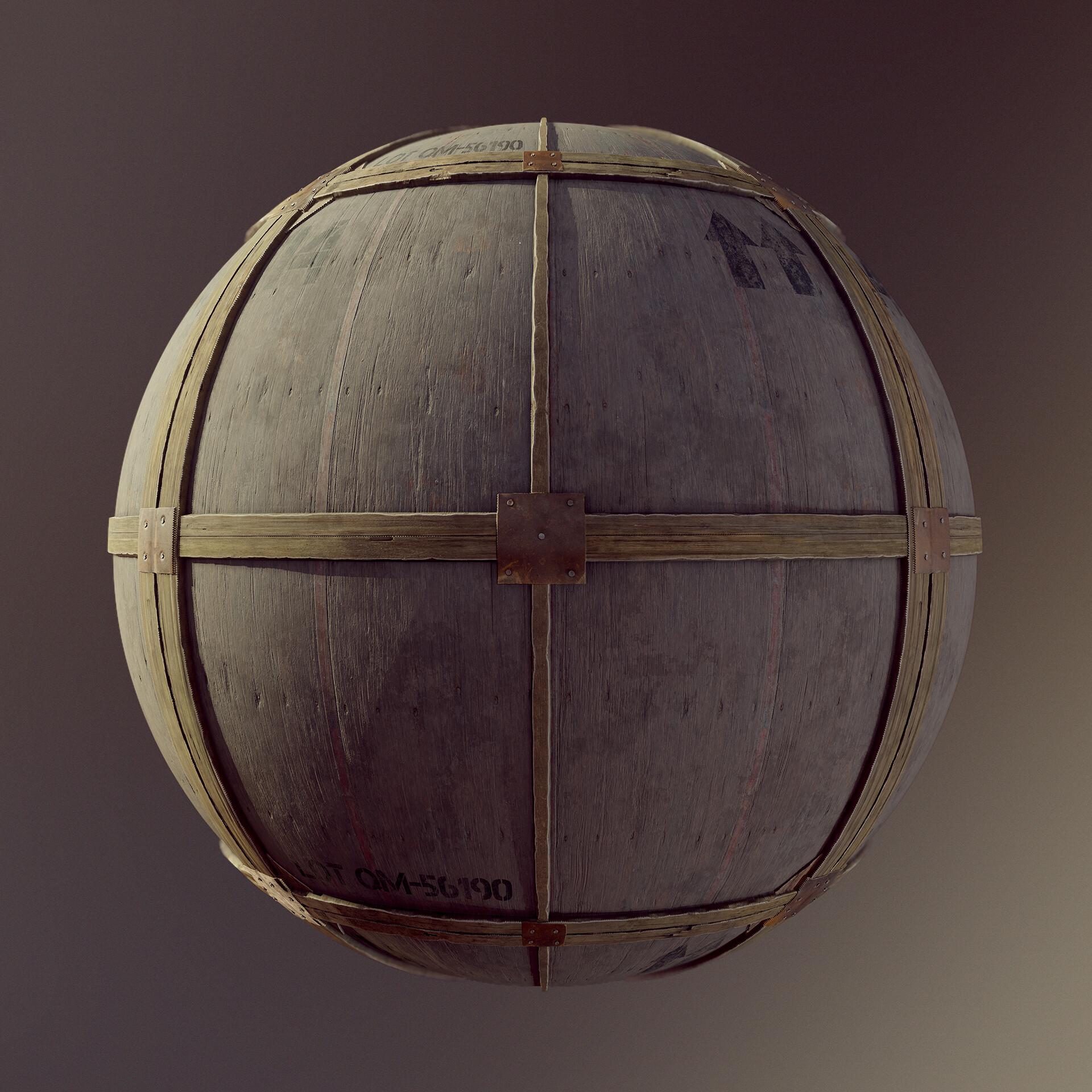 James lucas sphere