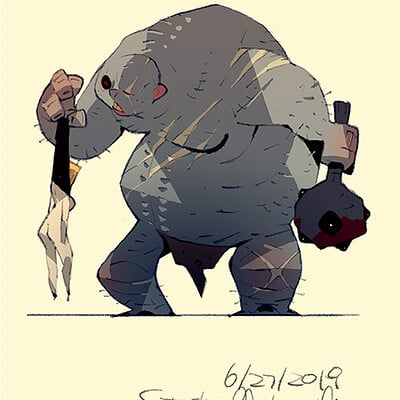 Satoshi matsuura 2019 06 25 fat troll s