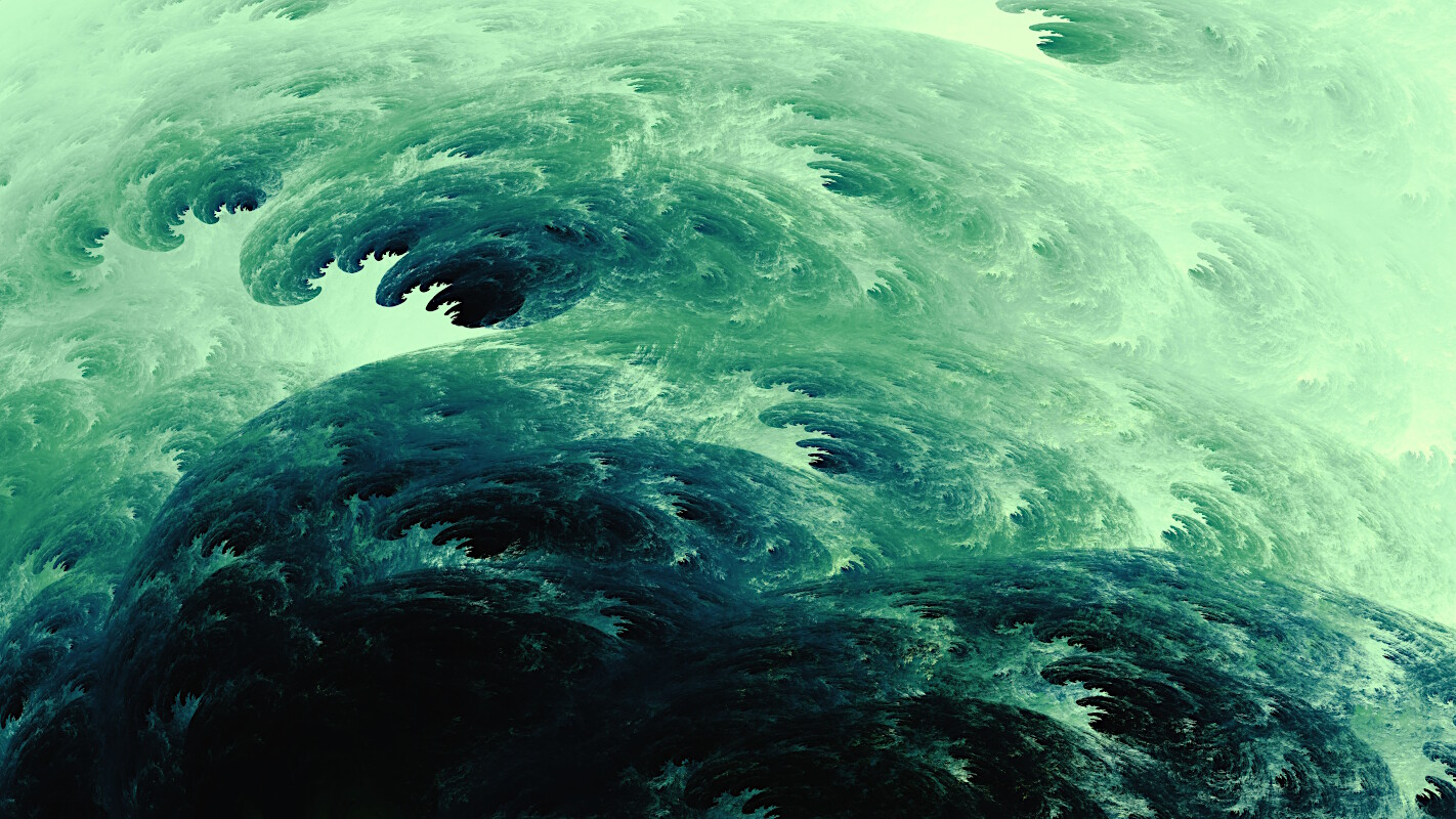Furious Oceans - My favorite piece from 2014. This will always have a special place in my heart.