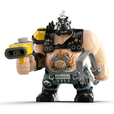 Paul marion wood roadhog web 2