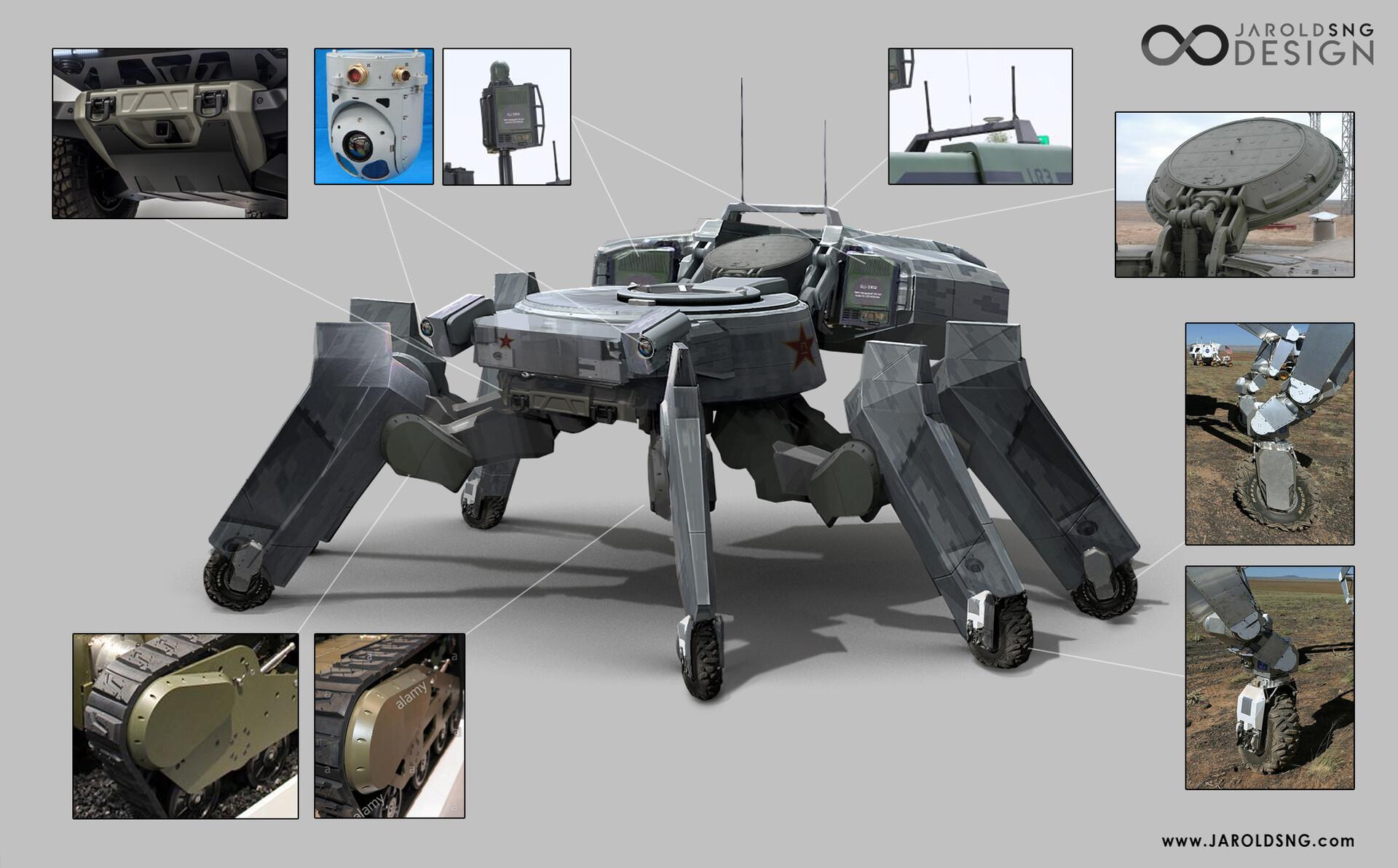 Jarold sng spider tank concept breakdown 02