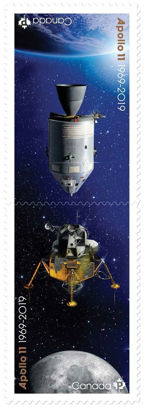 50th Anniversary Apollo 11 Stamp