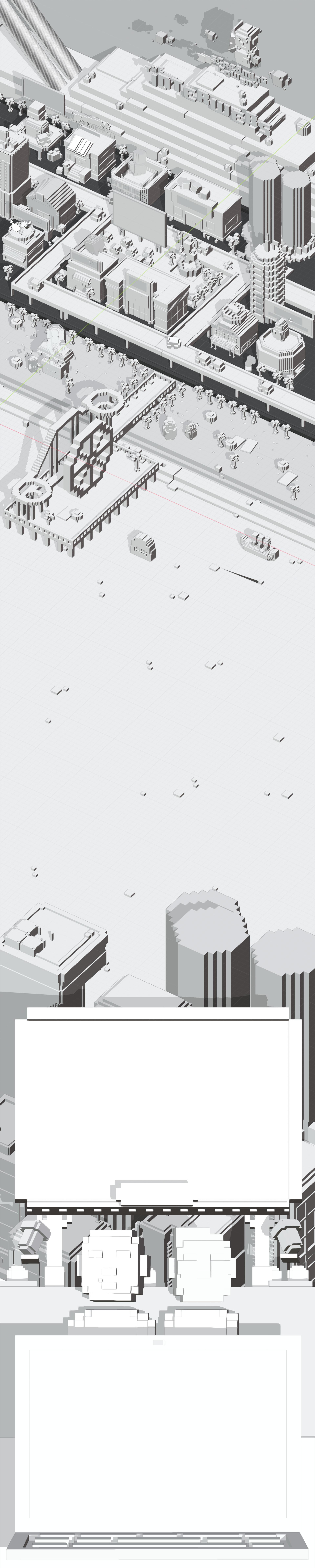 Skylar thomas wireframe voxels