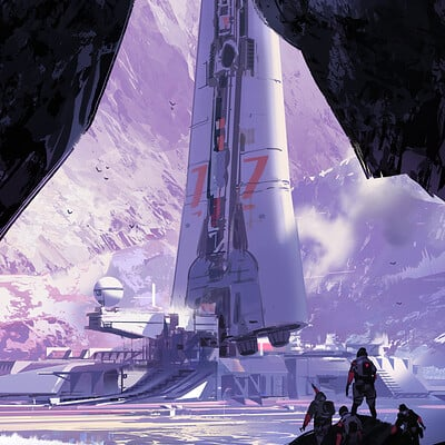 Sparth 01 purple spaceship final small