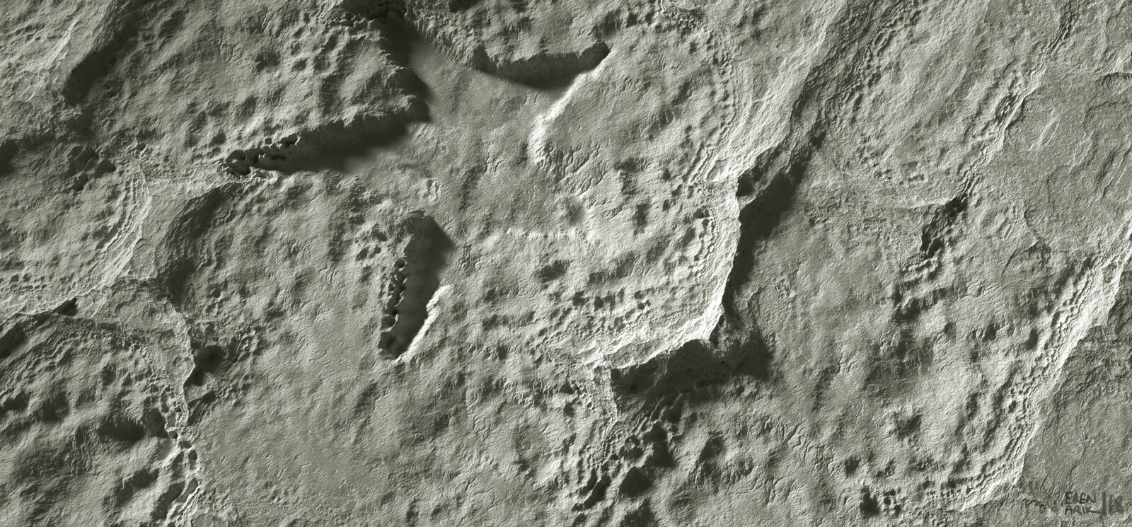 Star crater