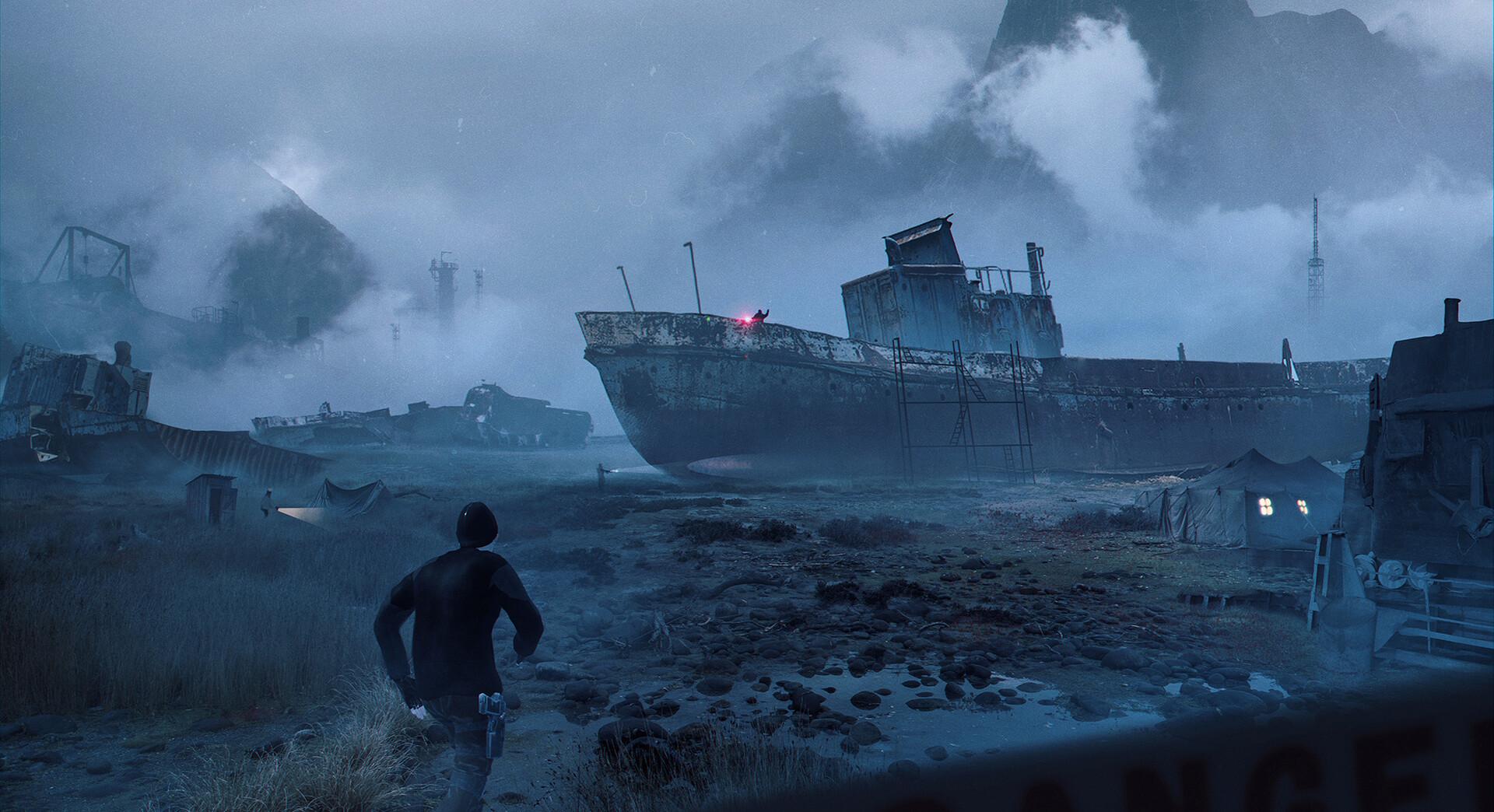 Yeve drovossekova ship yard