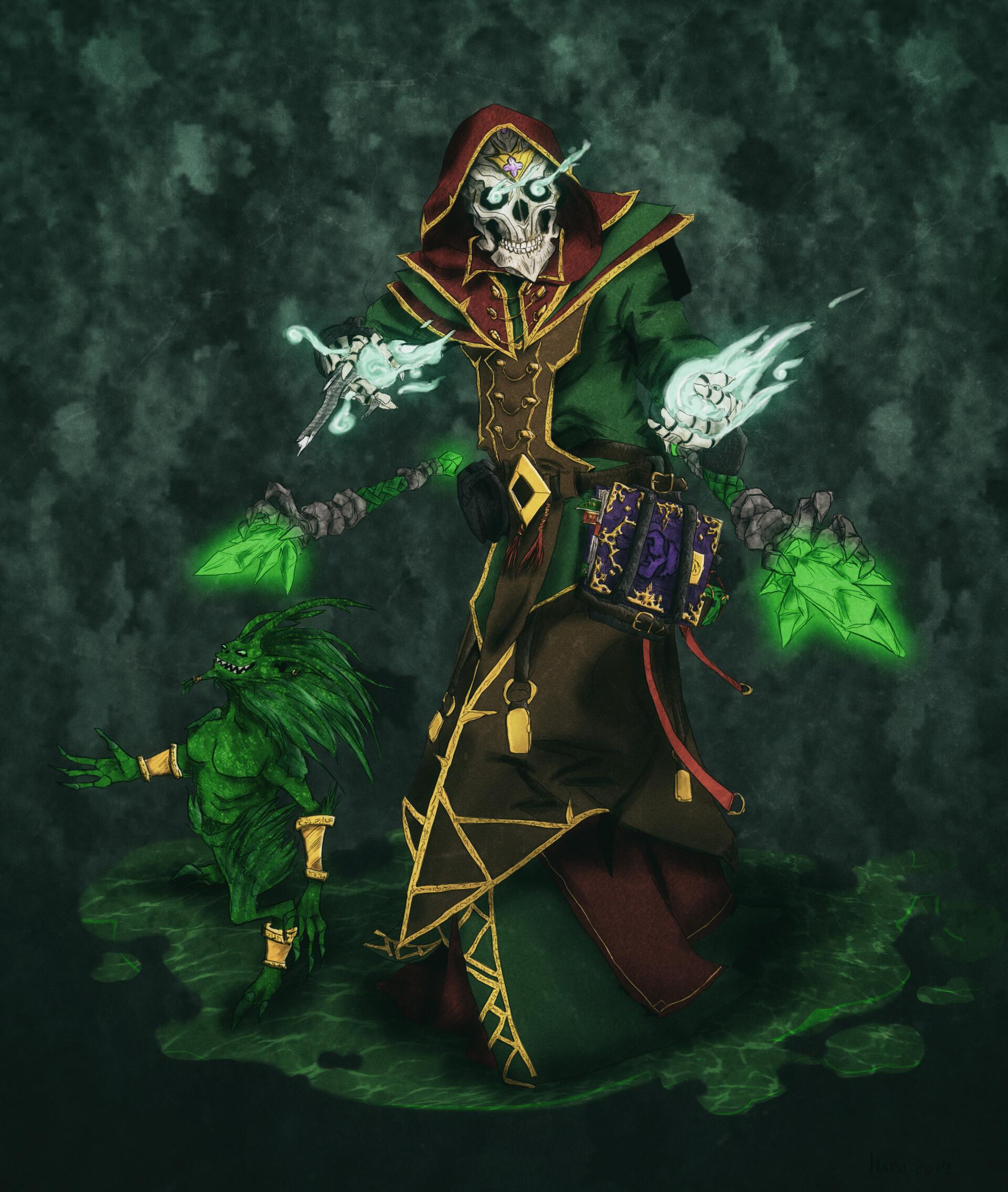 ArtStation - Fane, Knarl Dark