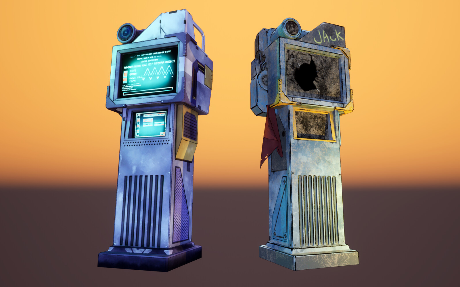 Borderlands 2 Control Console