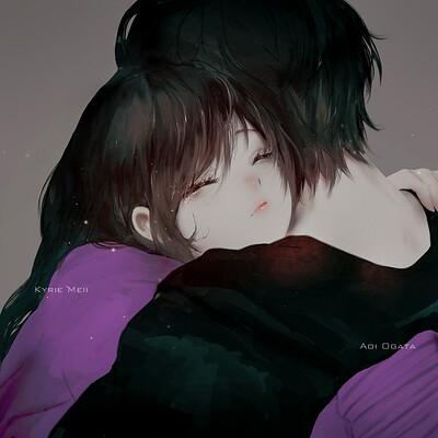 Aoi ogata hug21