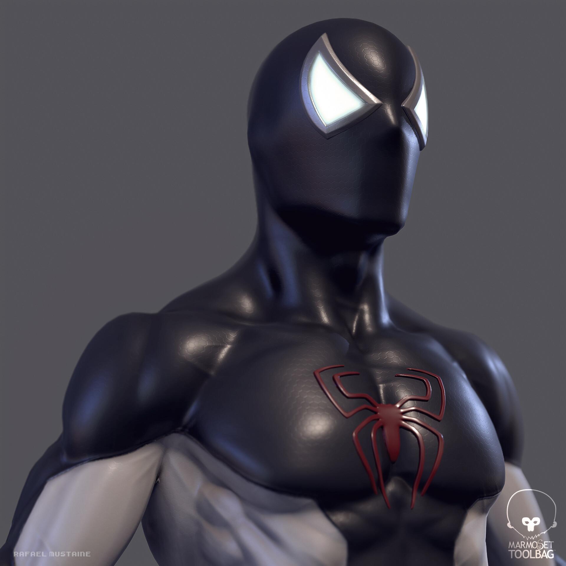 Spider-Man Marmoset