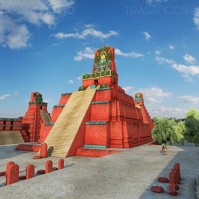 Anxo mijan marono templo ii ma
