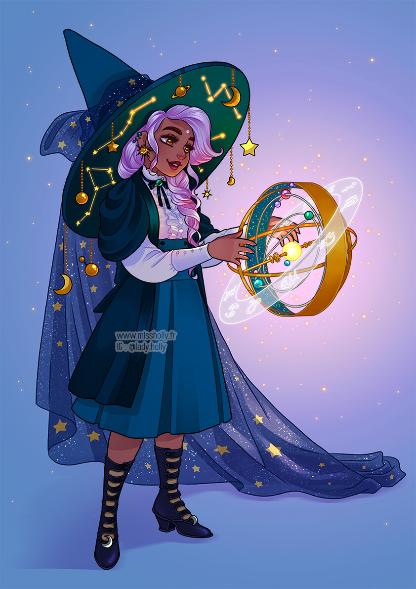 Chandni, the astrologist