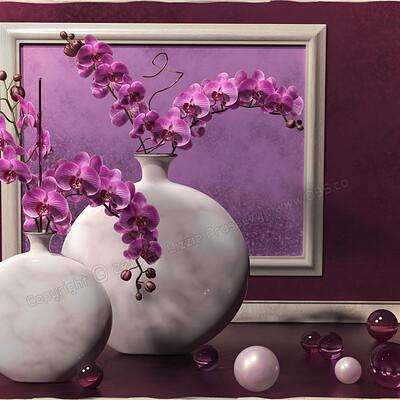 Lizzie prusaczyk d9s co orchid zen sf