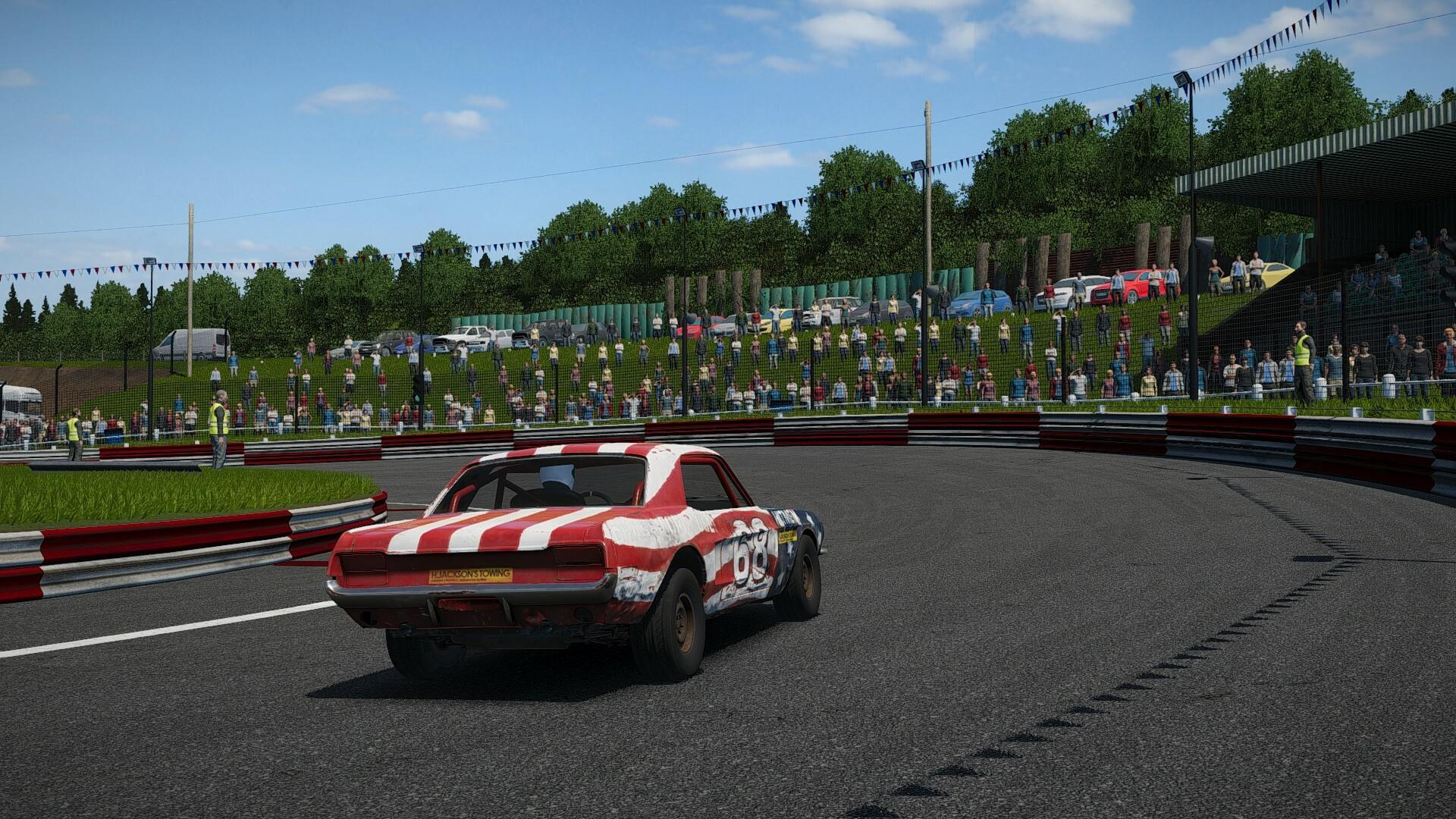 ArtStation - Hednesford Hills Raceway - Wreckfest, Mark