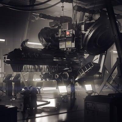Encho enchev black hangar