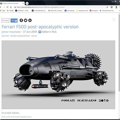 Jomar machado editor s pick of site area autodesk 17 06 2019