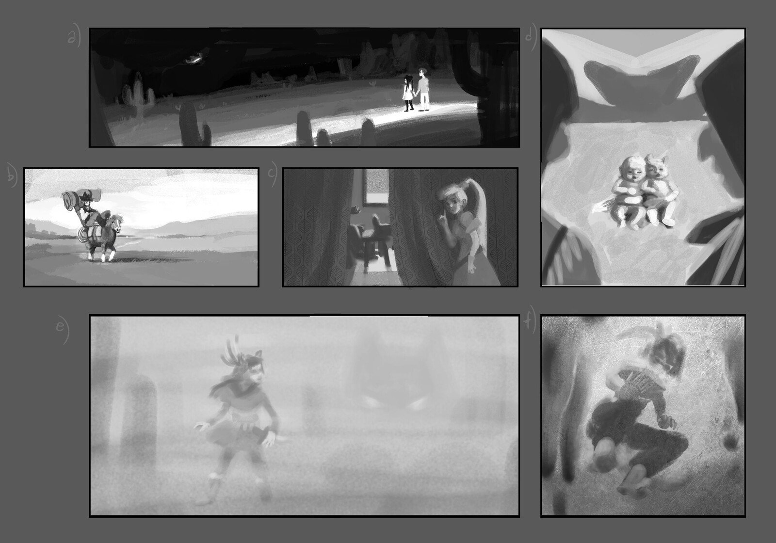 [Restless] -  thumbnails