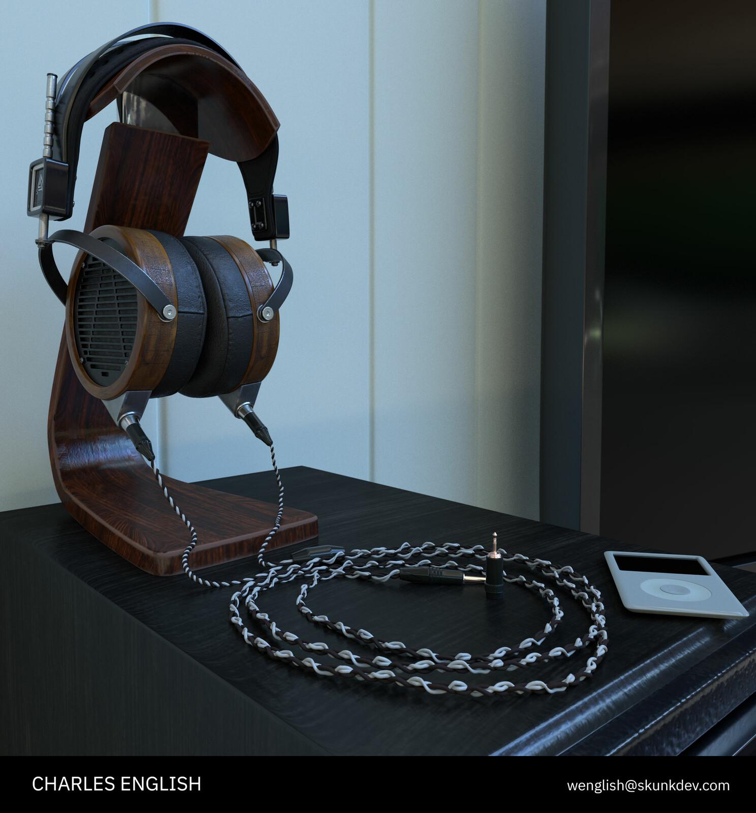 Audeze Headphones