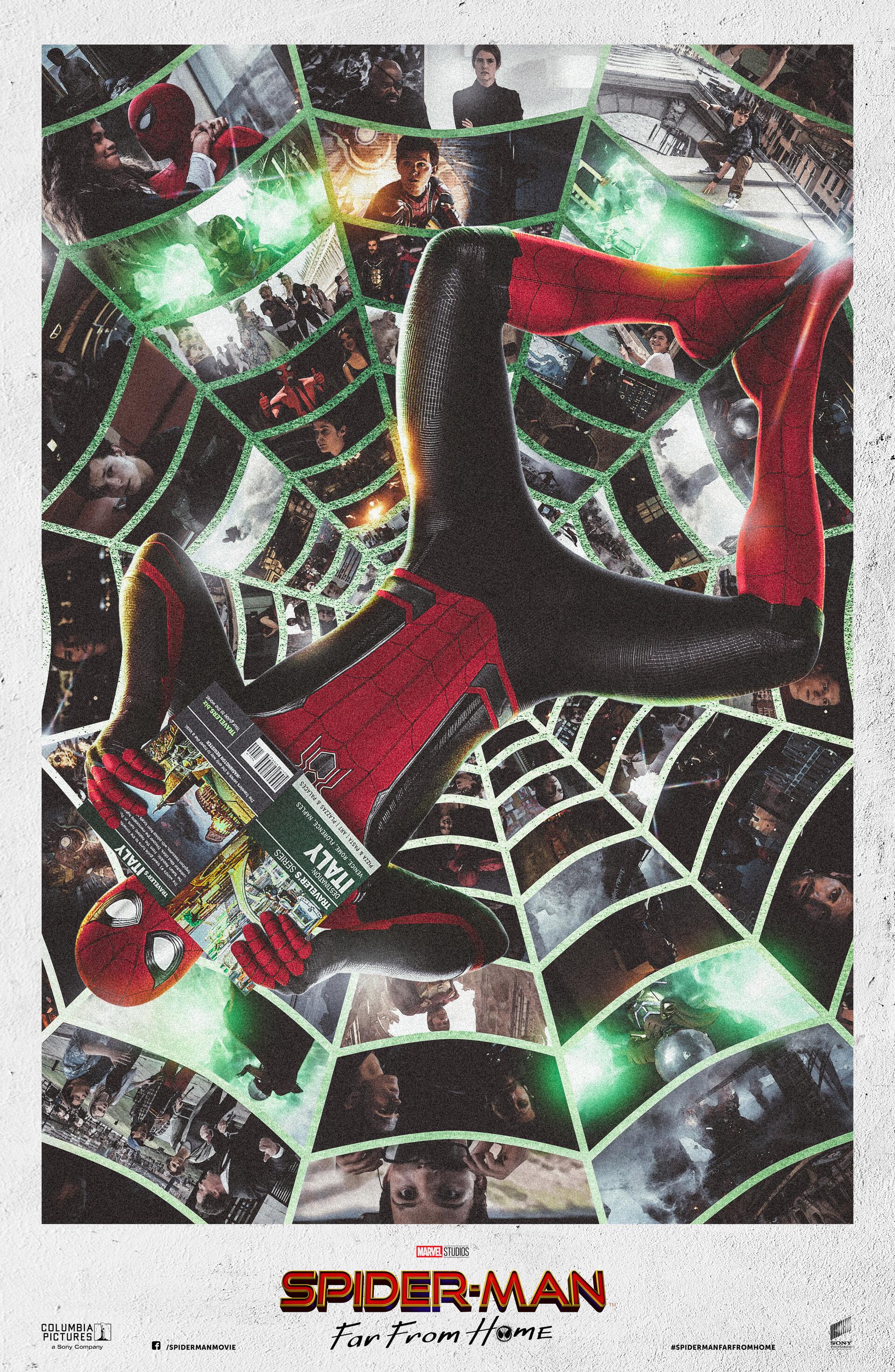 Nima neemz nakhshab spiderman final