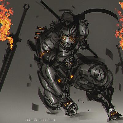 Benedick bana flash samurai final lores