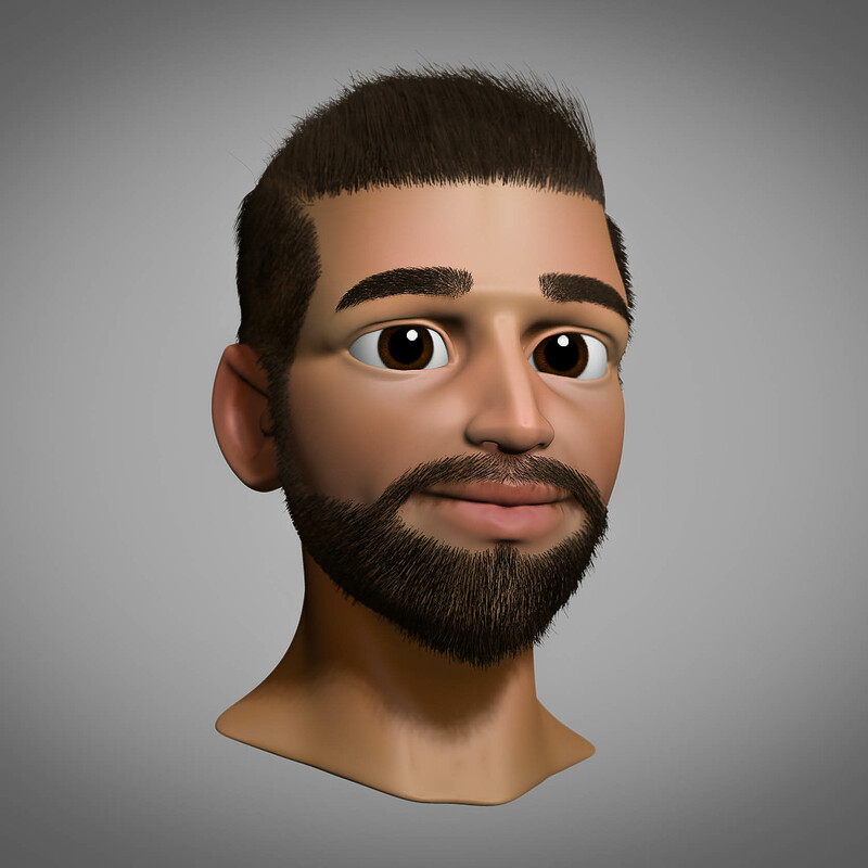 3D  Personalized stilization