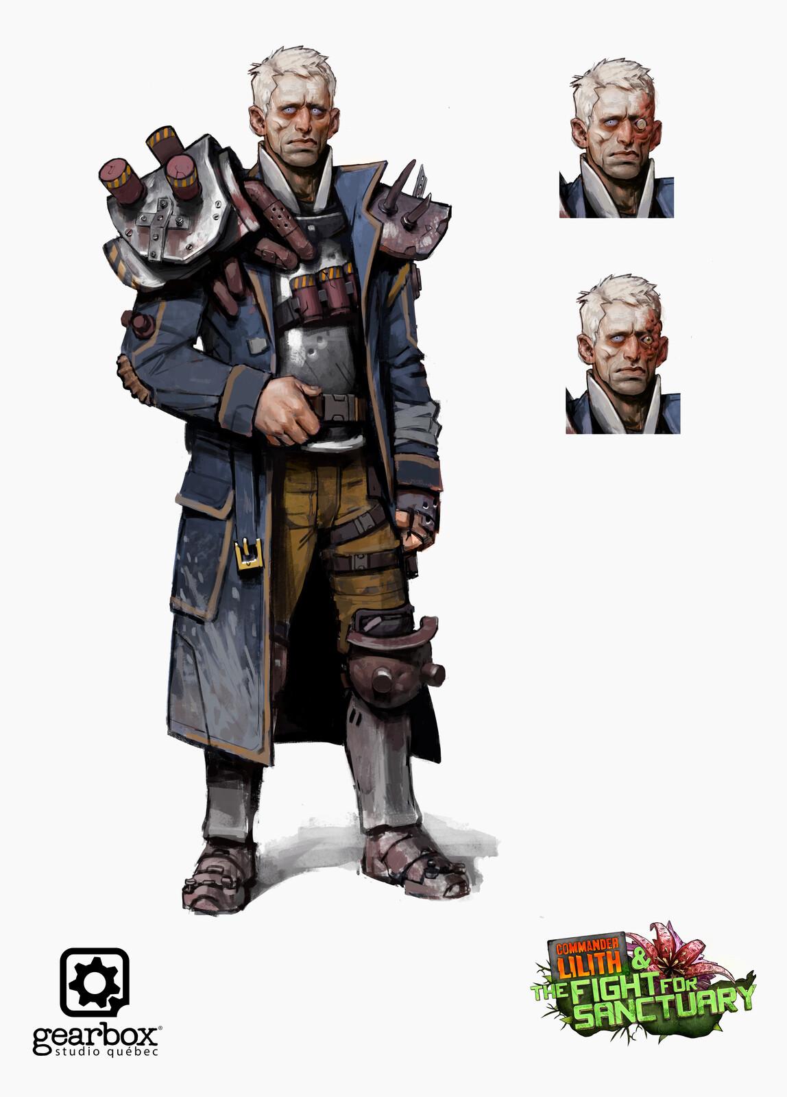 Colonel Hector