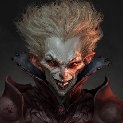 Otto metzger vampire