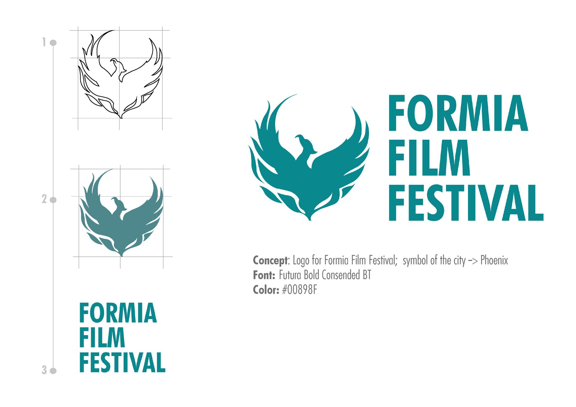 ArtStation - Formia Film Festival, Ilaria Romano