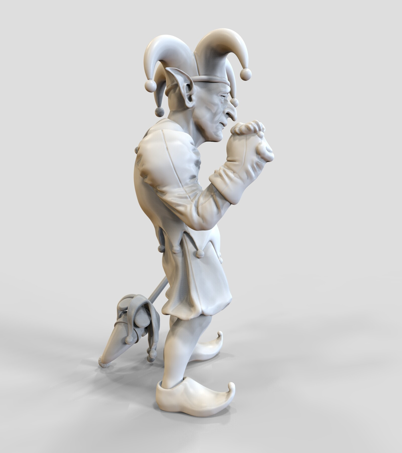 Andre de souza goblin jester 8