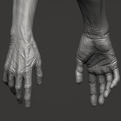 Sanket tonde hands3