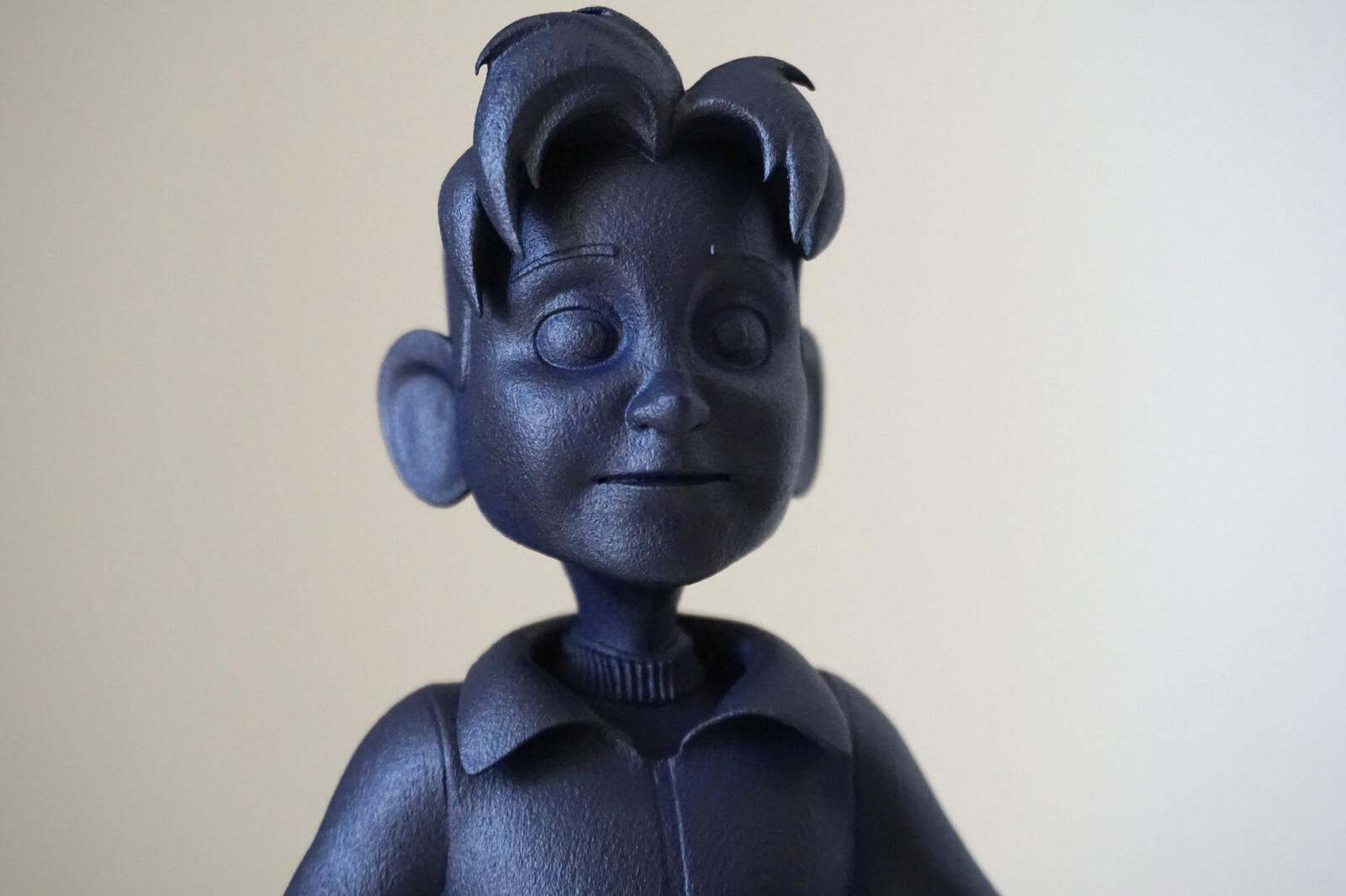 Hogarth 3D Print