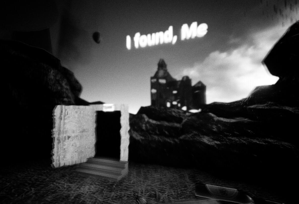 I found, Me