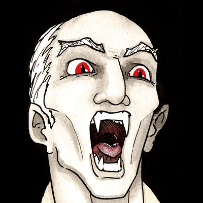 Thomas roberts goulden hungry vampire