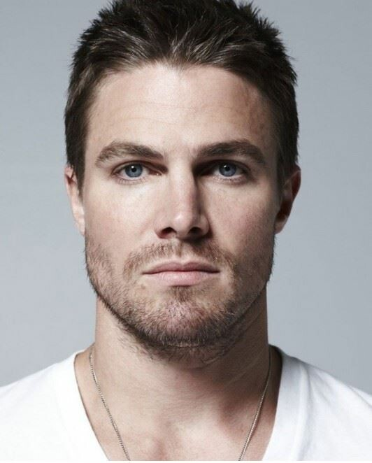 Reference image of Steven Amell