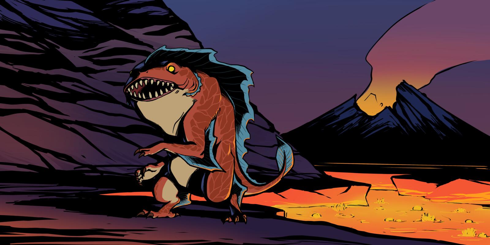 Kaiju: Giant Salamander