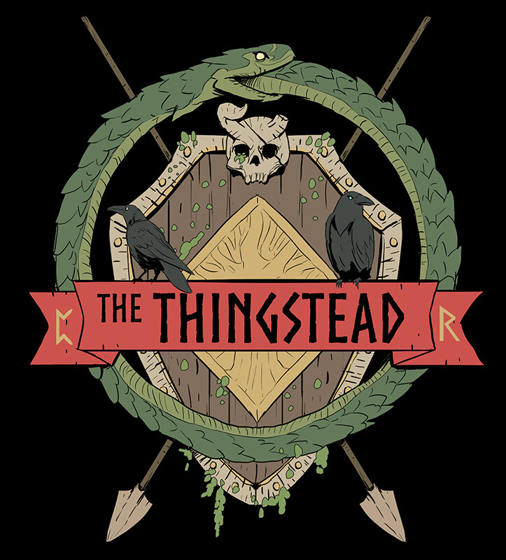 The Thingstead - Graphic Design