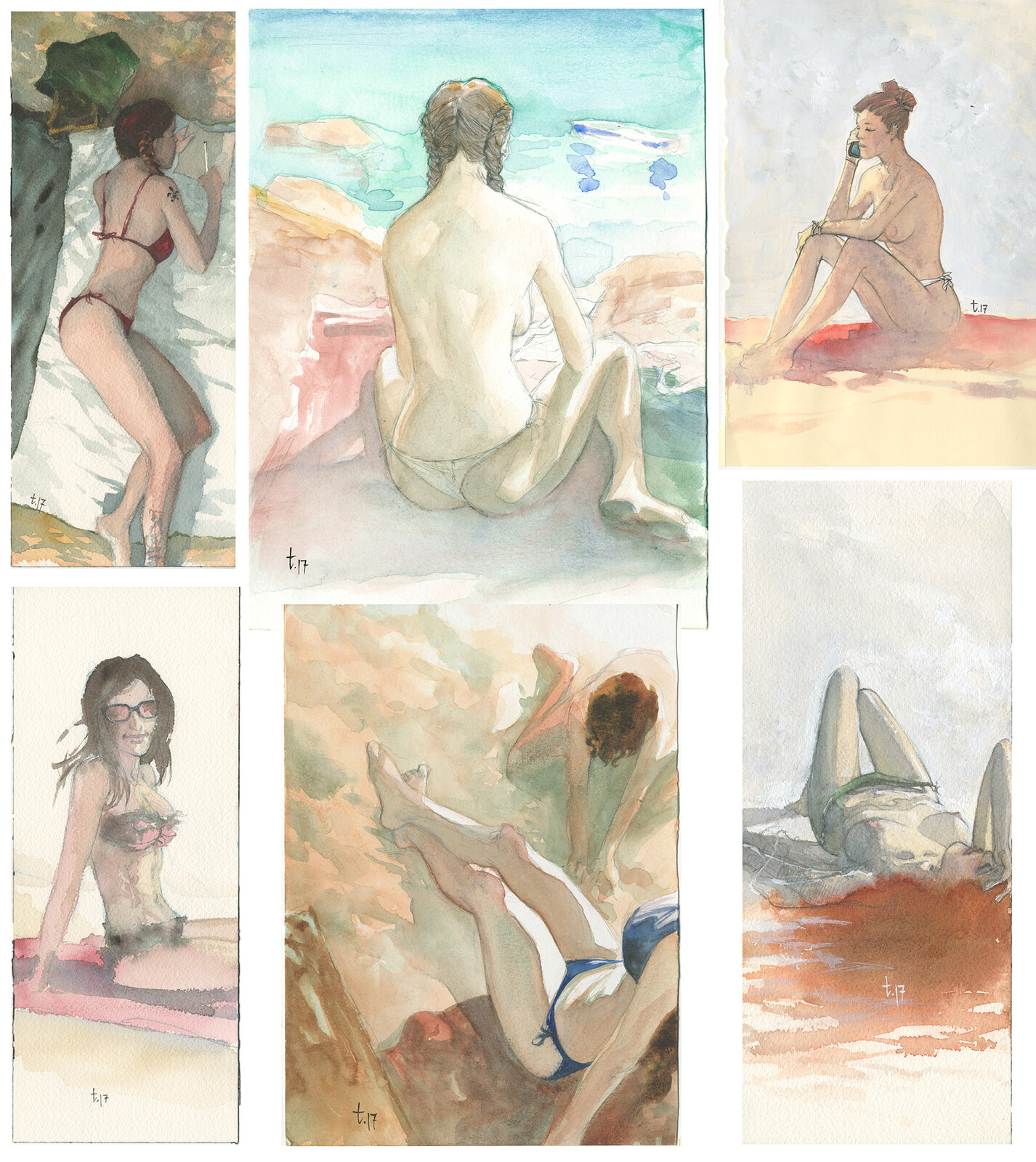 Summer muses