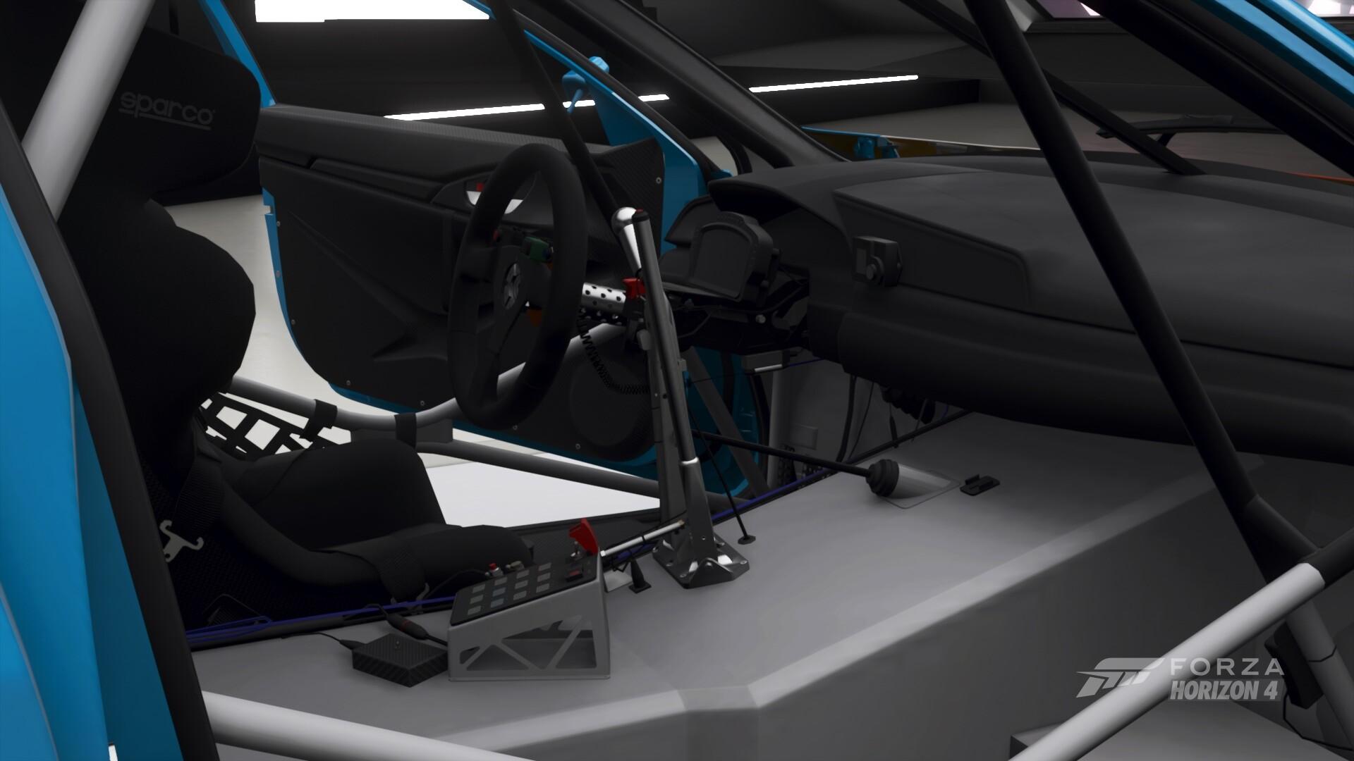 ArtStation - Honda Civic GRC - Forza Horizon 4, Bijoy Shah