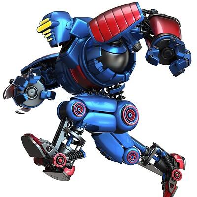 Lays Robot