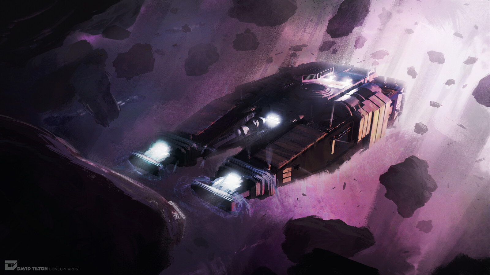 Asteroid Tug