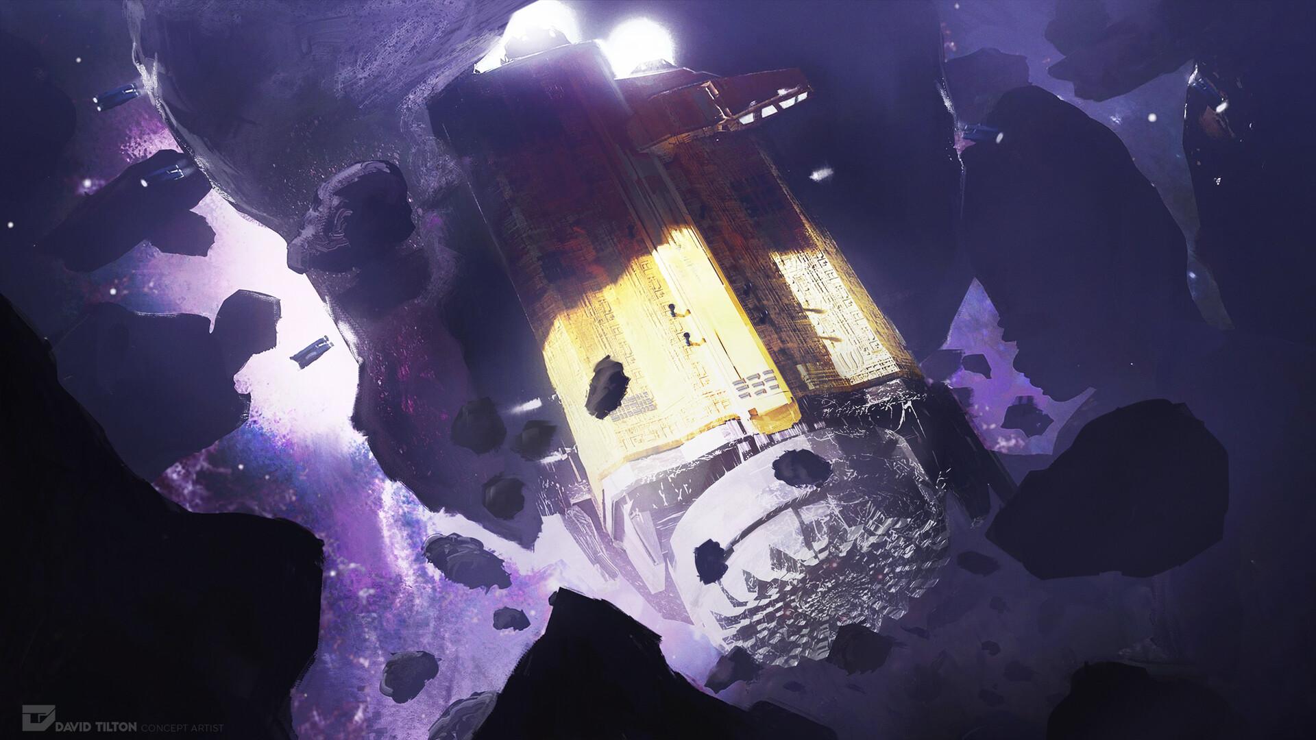 David tilton asteroidminera v4
