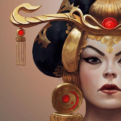 Tadas sidlauskas chinese portrait small