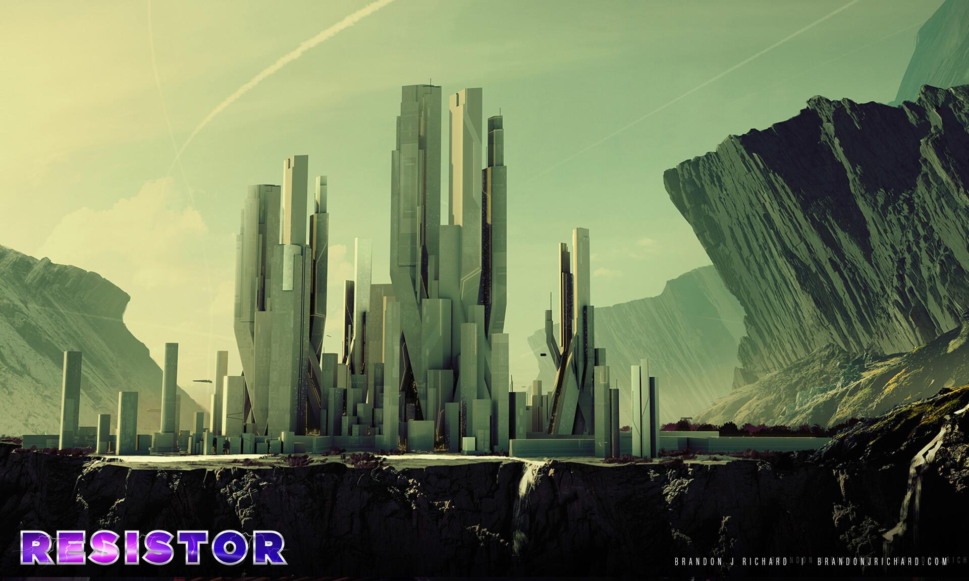 Brandon j richard resistor hq city2 brandon j richard