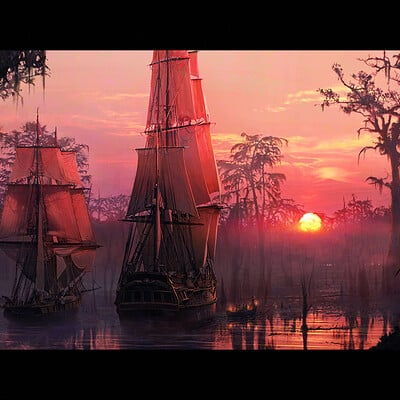 Gaetan weltzer speed ships swamp8s 2