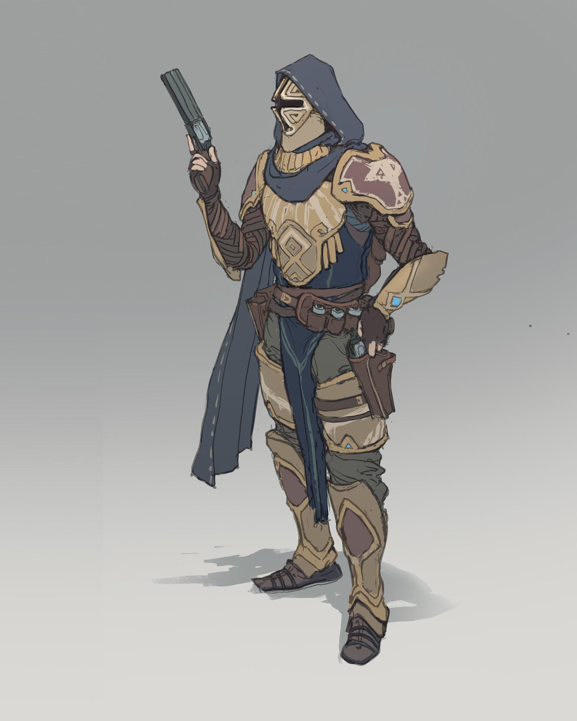 Pan Heavy Armor