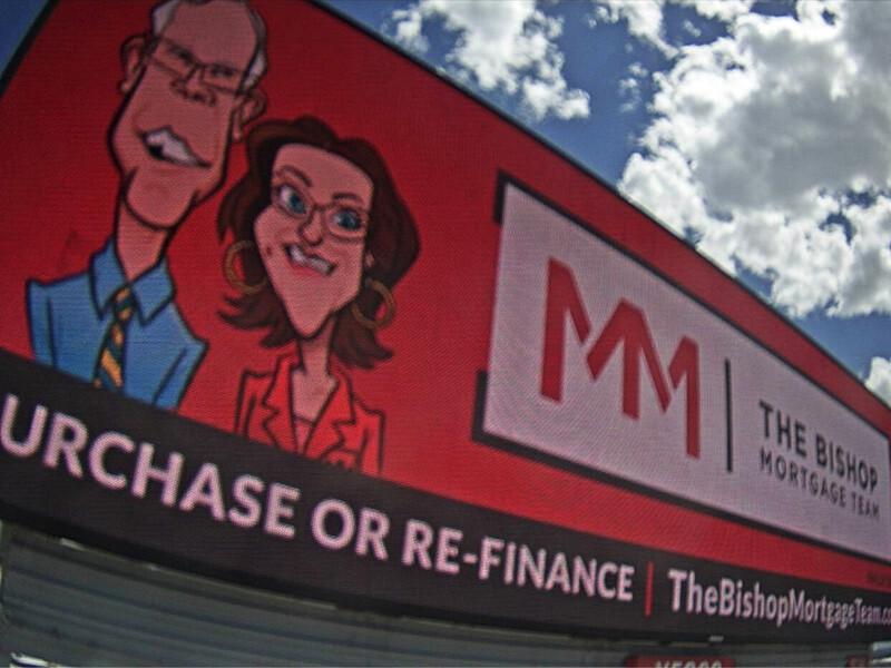 Charlotte billboard
