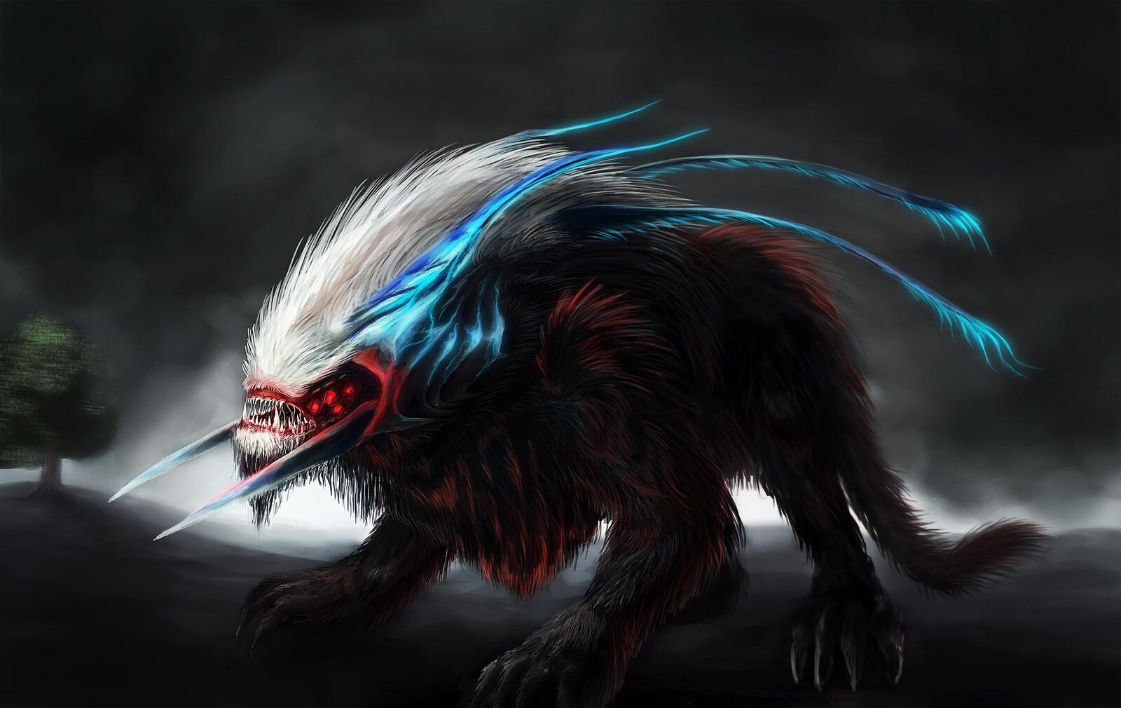 Inferorum Canis Colossus
