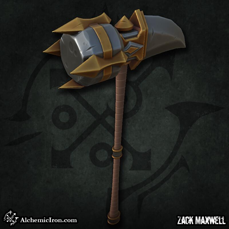 Zack maxwell hammer