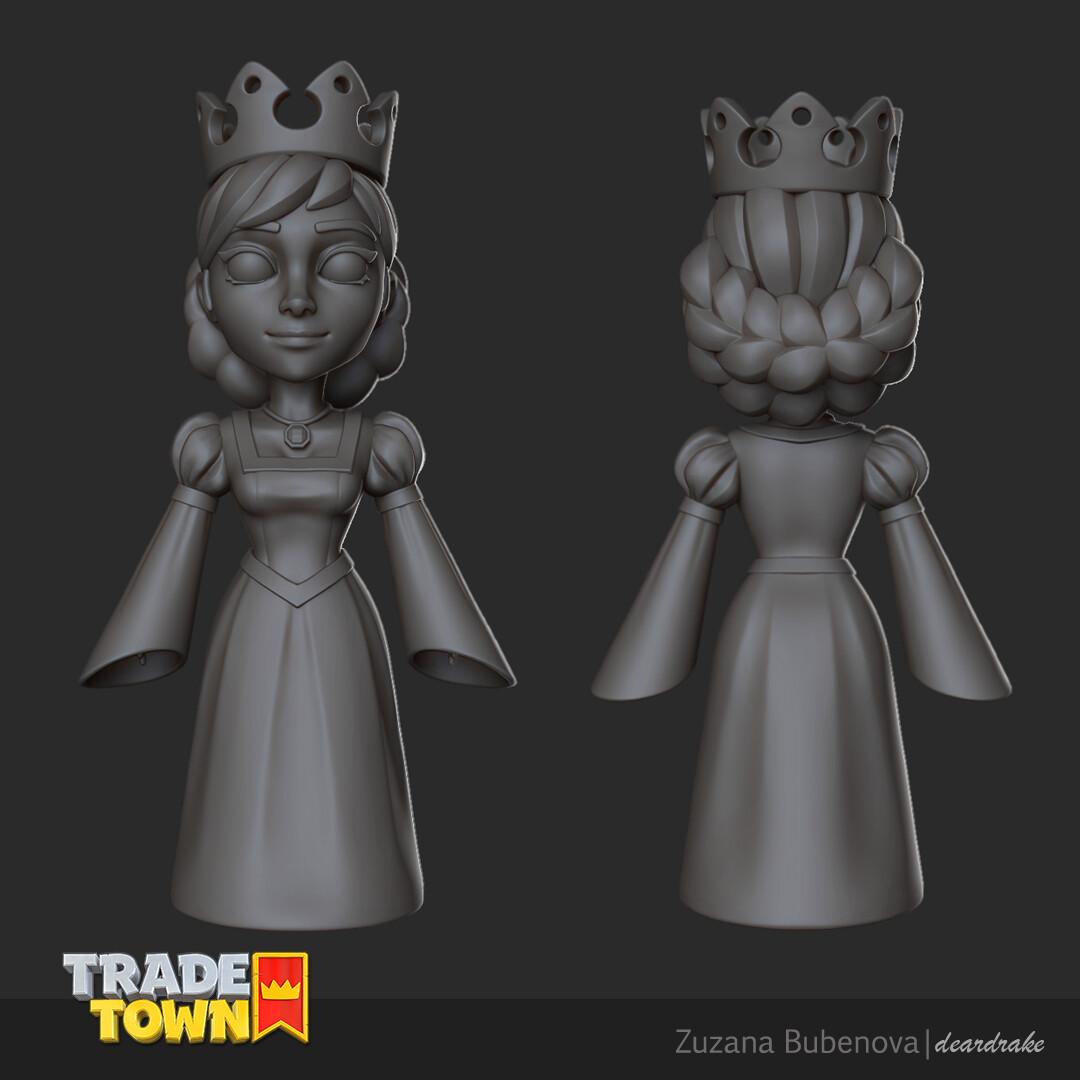 Zuzana bubenova queen