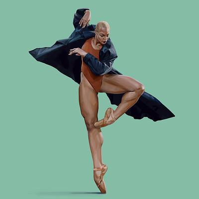 Daniel clarke ballet 2